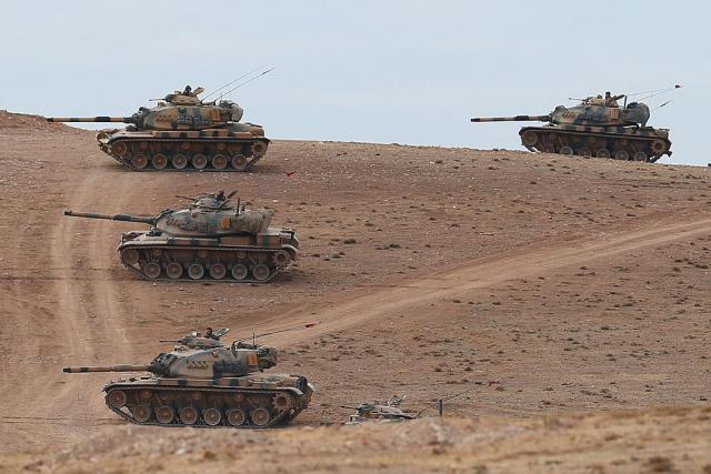 nato tenkovi