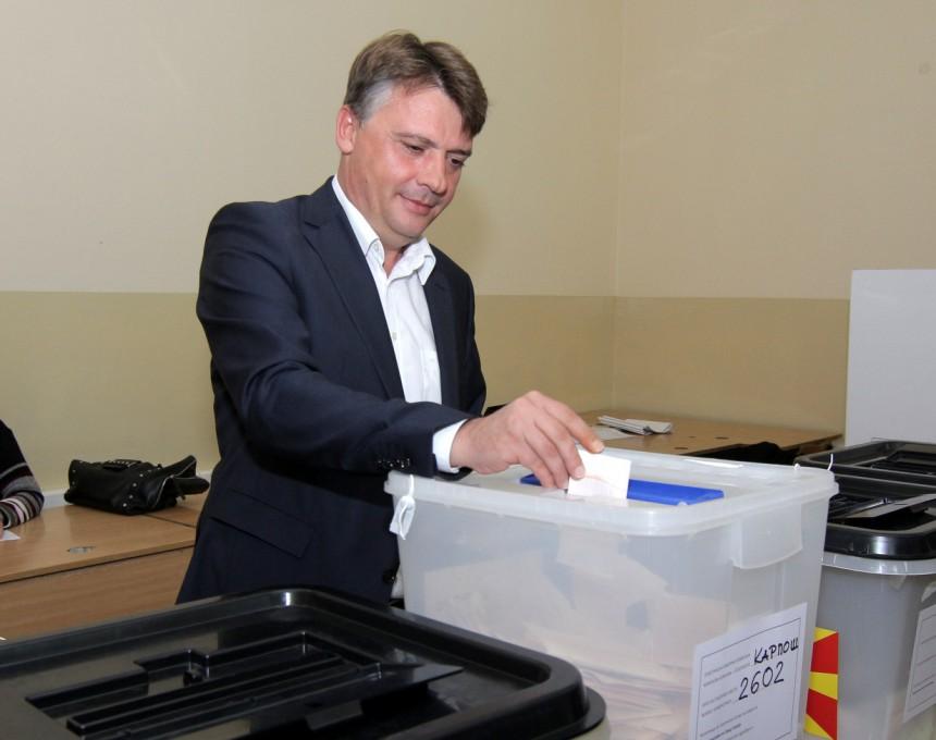 shilegov glasanje lokalni izbori