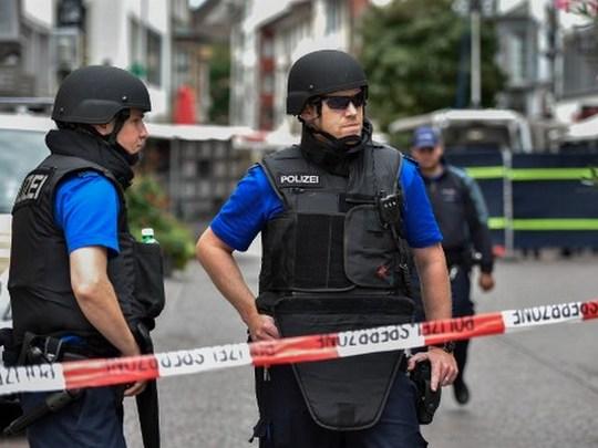 svajcarija policija