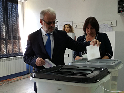 talat glasanje lokalni izbori