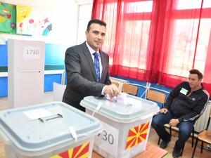 zaev glasanje lokalni izbori