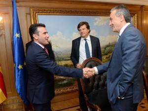 zaev makedonija 2025