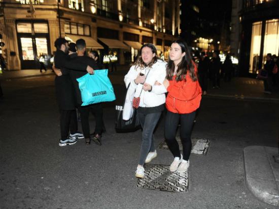 London ulicata Oksford panika 24noe17
