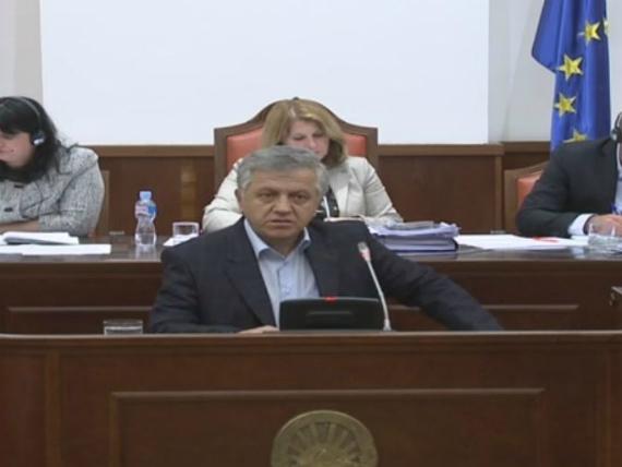 Nexhbedin Karamani komisija finansiranje i budzet 27noe17 - Screenshot