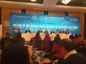 Romi problemi ministri konferencija socijalna politika Tirana 10noe17 - RSS