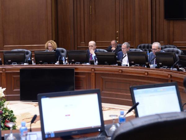 Shekerinska i drugi ministri 3noe17 - Vlada na RM
