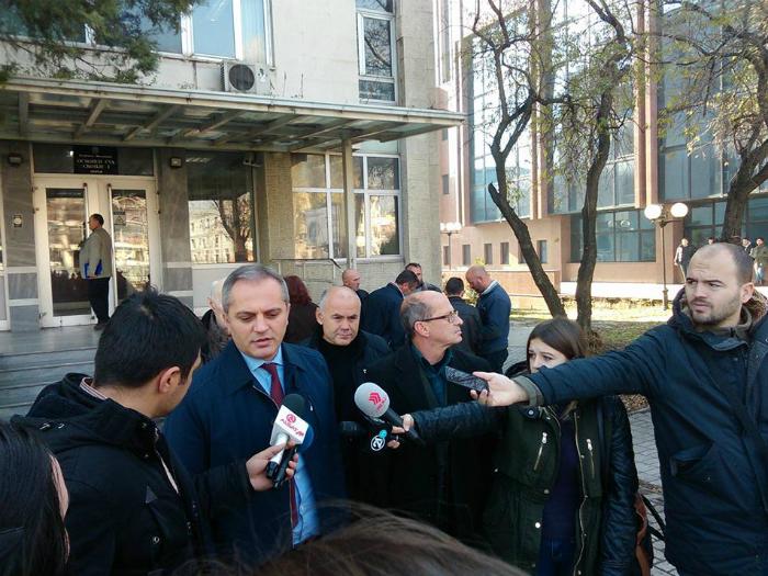 Sopot sudenje advokati Vulnet Pachoku i Naser Raufi 23noe17