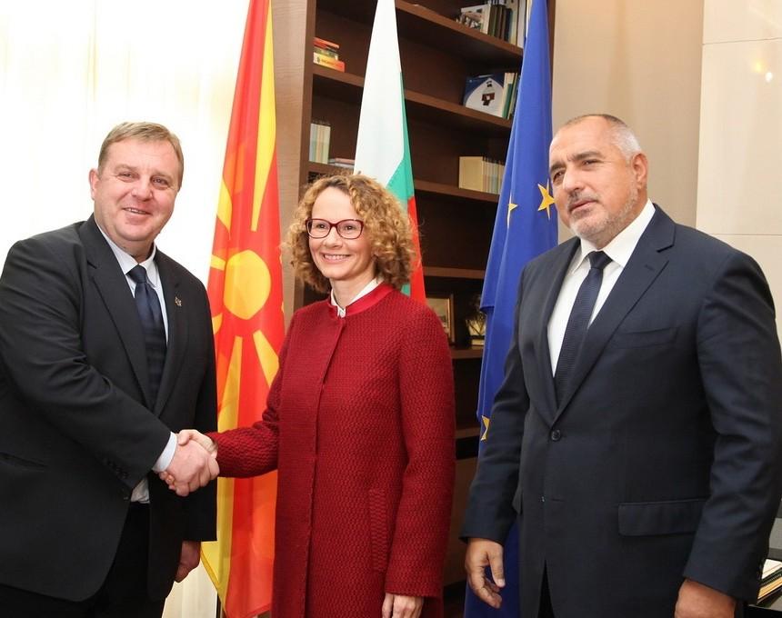 Sredba Sekerinska so Borisov i Karakacanov