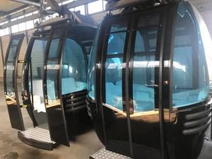 VIP-kabini zicnica Vodno