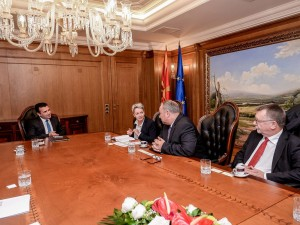 Zaev - Tejada