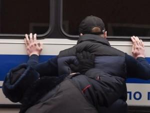 apsenje policija Moskva 5noe17