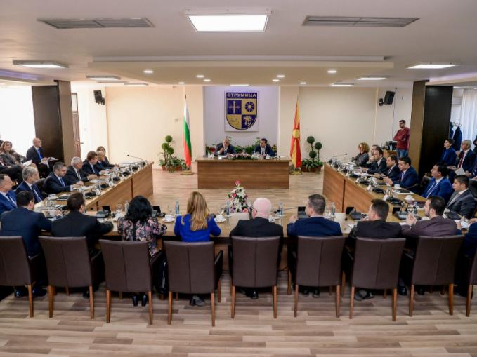 бугарија и македонија владина седница