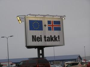 Island protiv vlez vo EU