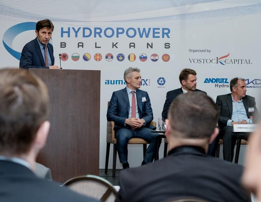 konferecnija Hydro Power Balkans 2017