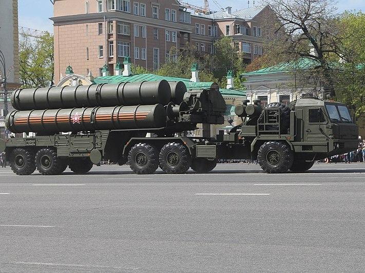 raketen sistem s-400