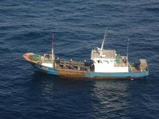 tovaren brod
