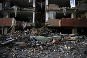 земјотрес иран ирак