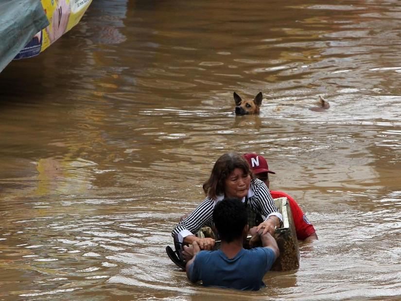 Filipini poplavivi