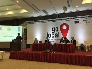 Forum gradonachalnici opshtini Struga forum 1dek17 - UNDP