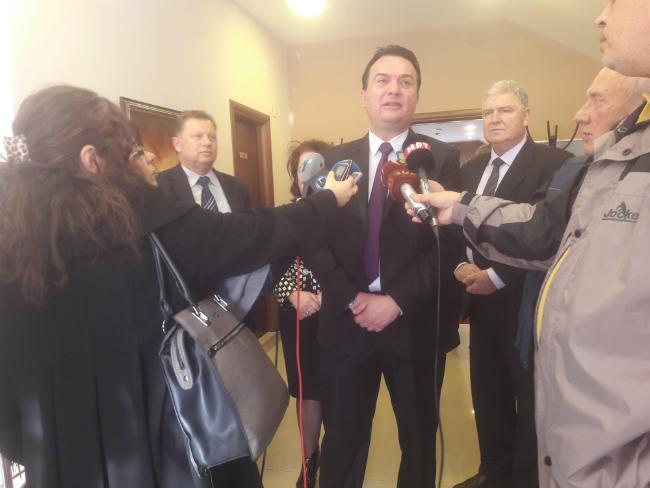 Goran Sugareski forum za Koridor 10 vo Bitola 22dek17 -MTSP