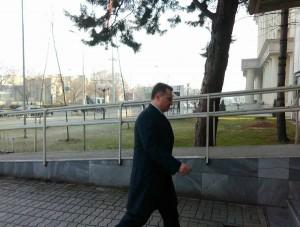 Nikola Gruevski docni vo sud za Traektorija 26dek17 - Meta