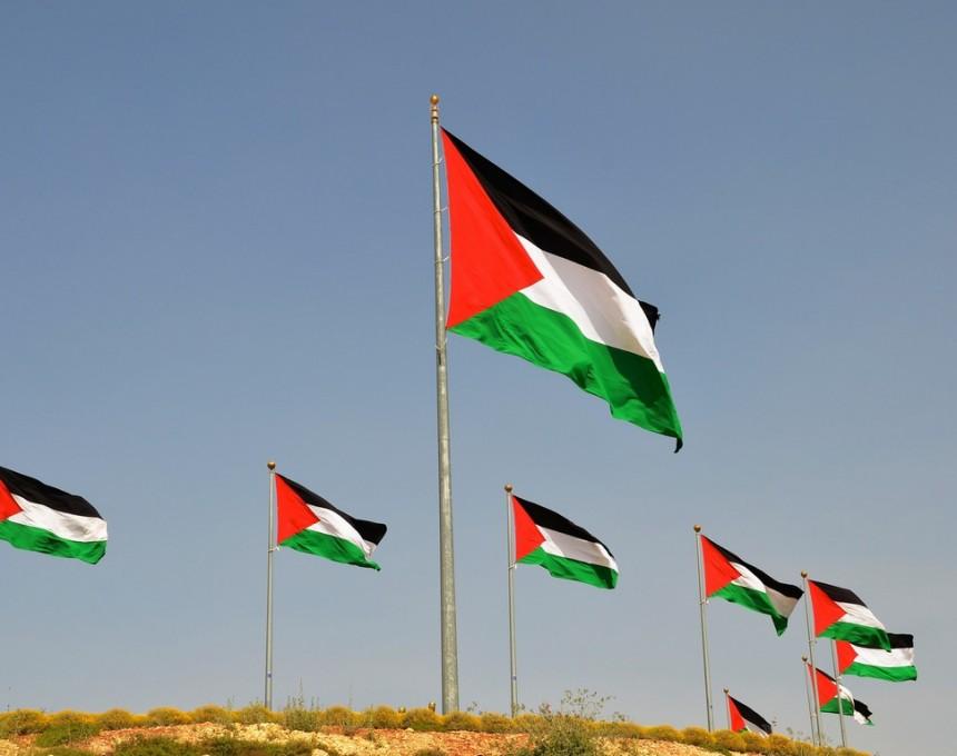 Palestina zname