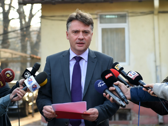 Petre Shilegov 27dek17 - Grad Skopje