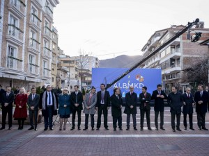 Pogradec makedonska vlada pred zaednichka sednica so albanskata 15dek17 - Vlada na RM