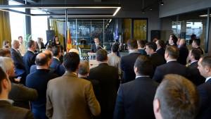 Premierot Zaev na sredba so biznis zaednicata na Kosovo (3)