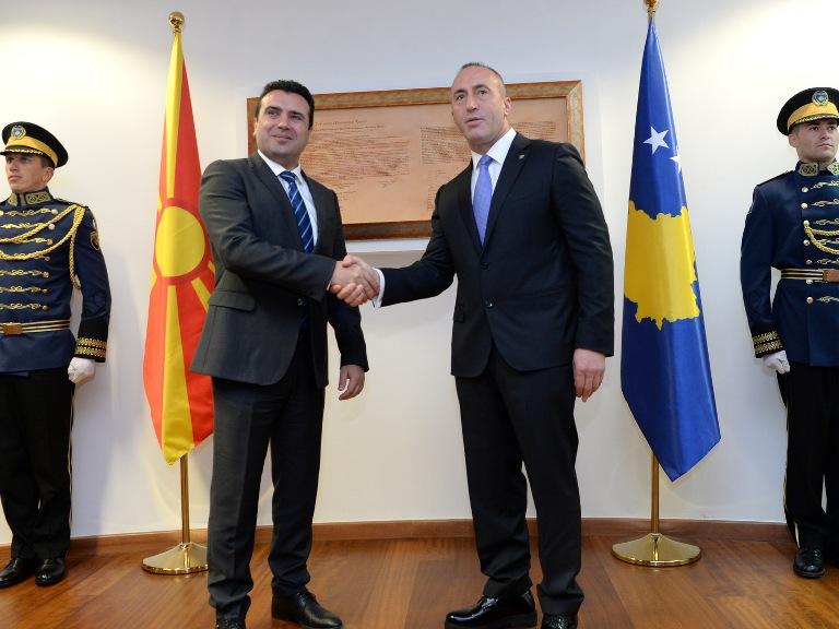 Zaev Haradinaj