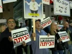protesti Tel Aviv