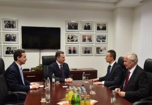 sredba Gruevski - SIjarto 2
