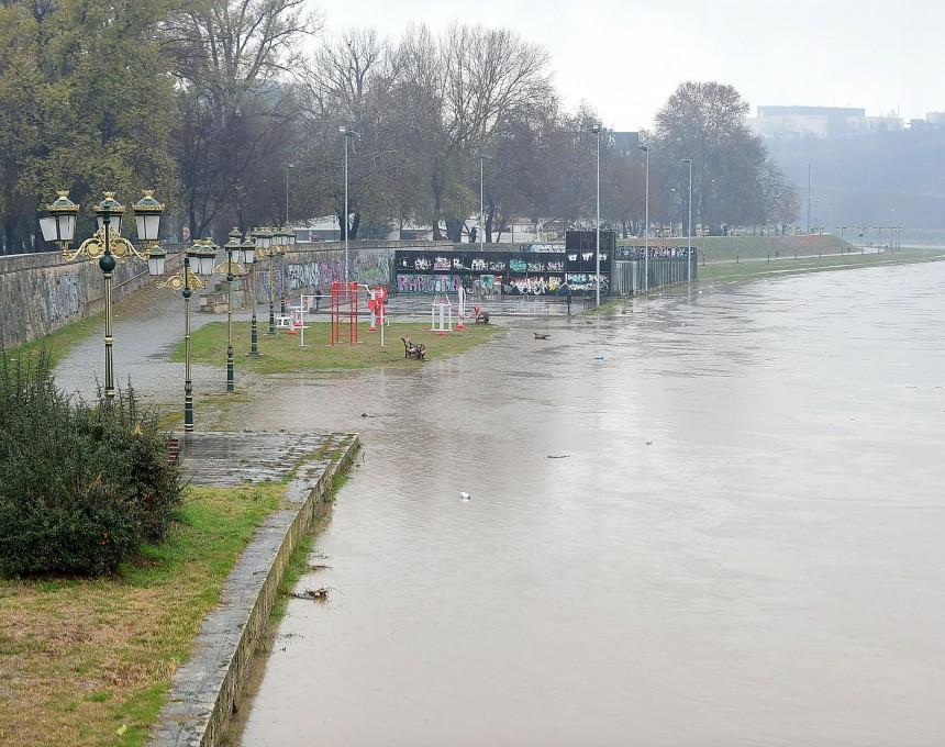 vardar poplava izlevanje