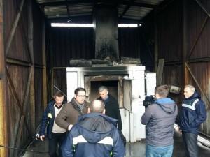 Drisla pechka spaluvach incinerator za medicinski otpad jan 18 -DIZS