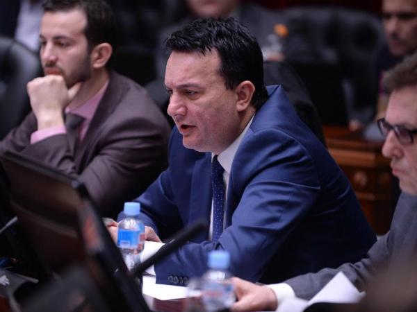 Goran Sugareski vladina sednica 30jan18 - Vlada