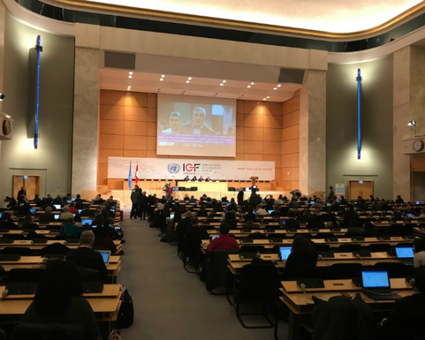 Internet governance forum Geneva dek17