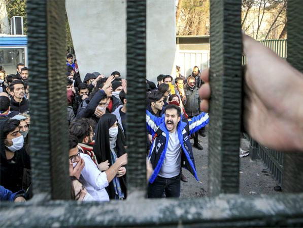 Iran provladini protesti 4jan17