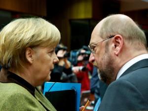 Merkel i Shulc