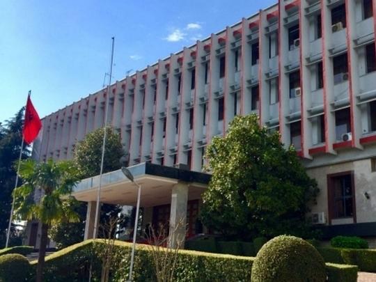 Ministerstvo za Evropa i za nadvore[ni raboti na Albanija
