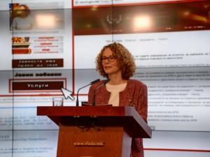 Radmila Shekerinska pres 15jan18 - Ministerstvo za odbrana