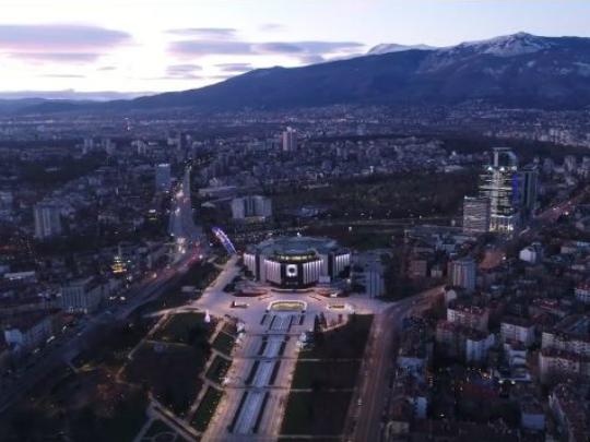 Sofija Nacionalen dvorec na kulturata 1jan17 - Vlada BG