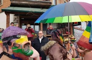 Vevchani 1 karneval 2018 - Robert Alagjozovski