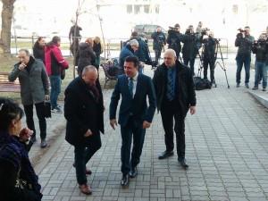 Zoran Zaev i Ljube Boshkovski sudenje Potkup OSS1 Krivichen sud 29jan18 - Meta
