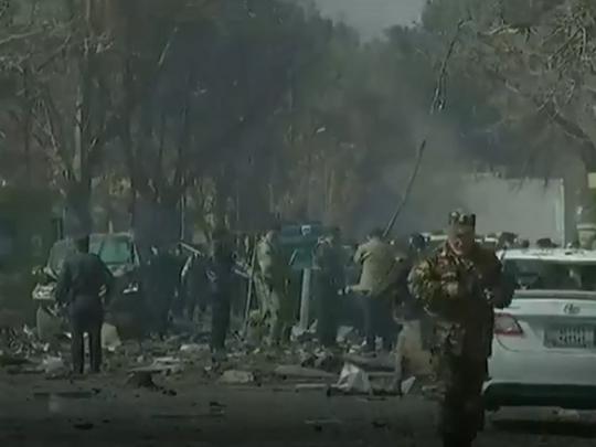 napad Kabul