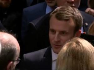 Emmanuel Macron Corsica 7fev18 - screenshot