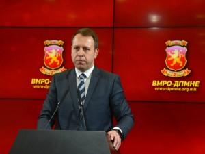 Igor Janushev pres 10fev18 - VMRO-DPMNE