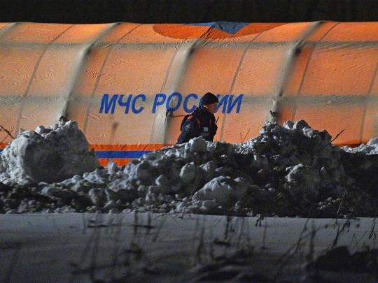 Istraga urnat avion na Saratov Erlajns vo Moskva