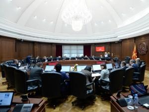 Sednica ministri 27fev18- Vlada RM