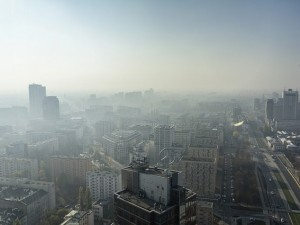 Varsava smog