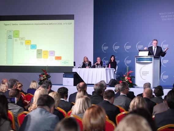 biznis forum vo Kopaonik